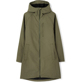 Tretorn Gale Jacket Dame field green